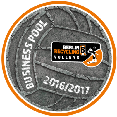 Logo BR Volleys Business Pool