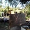 Vorbereitung des Fußbodens für Familie Aravena