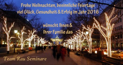 weihnachten team rauseminare 2015