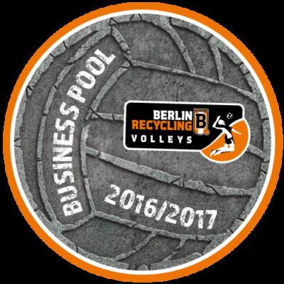 Logo BR Volleys Business Pool